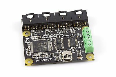 1047_0 - Phidget Encoder High Speed - 4 Input - Phidgets USB Interface