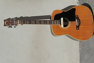 1968 Yamaha FG-300 Brazilian Rosewood Acoustic Guitar with old case