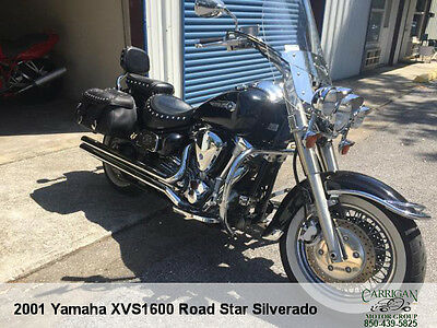 "2001 Yamaha Road Star  2001 YAMAHA ""xvs1600"" 20K MILES.. EXCELLENT CONIDITION!  DONT MISS OUT"