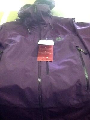 Mountain Equipment Women's Ogre Jacket Foxglove 12