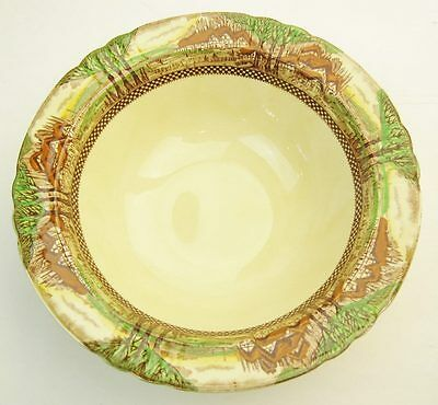 "Vintage Myott Son Hanley England's Countryside 9"" Round Serving Bowl -Mult Avail"