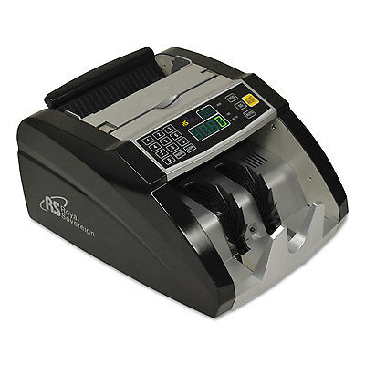 Royal Sovereign Electric Bill Counter 1000/Bills/Min 12 3/8 x 9 7/8 x 6 1/2