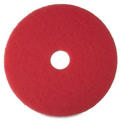 "3M Floor Buffing Pad 20"" 5/BX Red 35053"