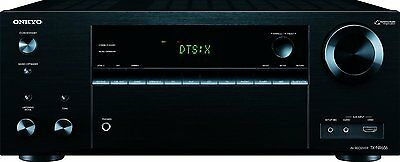 Onkyo TX-NR676 E  Network Audio-Video Receiver 7.2 Dolby Atmos DTS:X 4K/HDR Bk