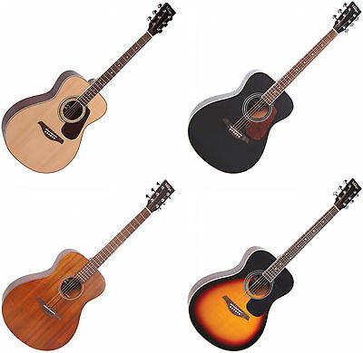 Vintage V300 Complete Acoustic Guitar Outfit - Choice of 5 Colour finishes