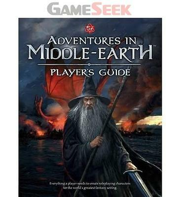 Adventures In Middle Earth (5E): Players Guide