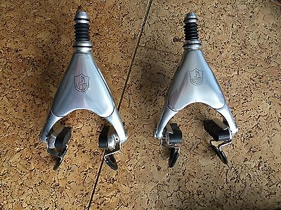 campagnolo c record 4TH generation delta brake set