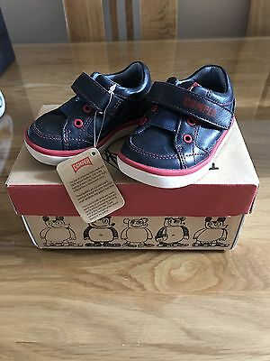 New Baby Boy Campers Size 4 BNWT