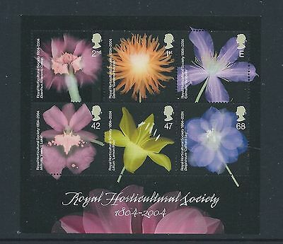 Gb 2014 Rhs Miniature Sheet (Sg Ms 2462) Unmounted Mint