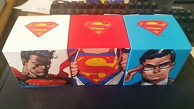 Superman 75th Anniversary Silver Coin Set (Canada) 2013 Sold Out - 5 coins!!!