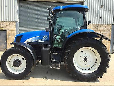 New Holland Ts135A  Tractor 5Ok
