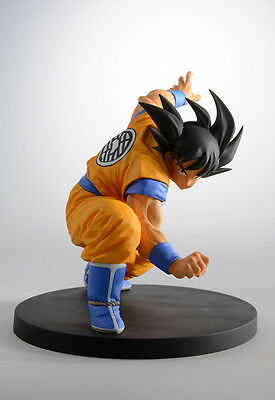 Dragon Ball Z Goku Gokou Scultures 7 Figure Figura Nueva New. Pre-Order
