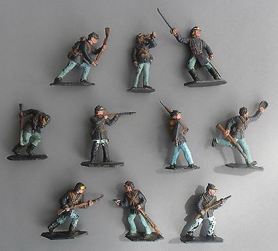 Lone Star ACW Union soldiers - Full Set - 1/32 scale - VG condition