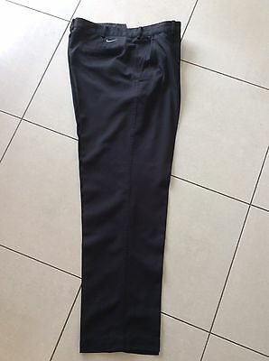 "Nike Dri- Fit Golf black Men's Trousers Size 36""-32"""