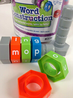 Word Construction Activity Game - Learning Resources Teacher Resource Homeschool