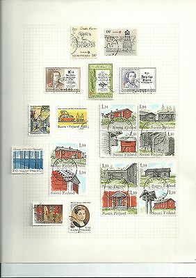 Finland Nice Modern Selection Fine Used [Ref 2]