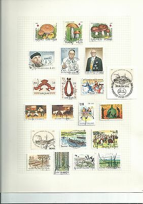 Finland Nice Modern Selection Fine Used [Ref 3]