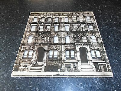 Led Zeppelin Physical Graffiti Vinyl Lp First Press - No Wb - A1/b5/c1/d1