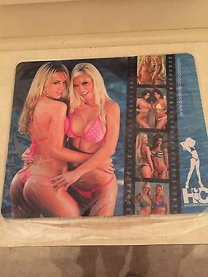 Hooters Calendar Girls Mouse Pad - New