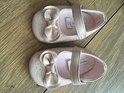 Baby Monsoon Shoes Size 6-12 M
