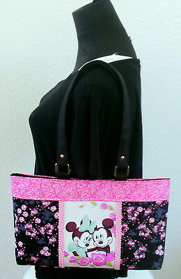 Disney Mickey Mouse and Minnie Purse