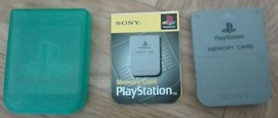 Carte Memoire PS1 | Sony PlayStation 1