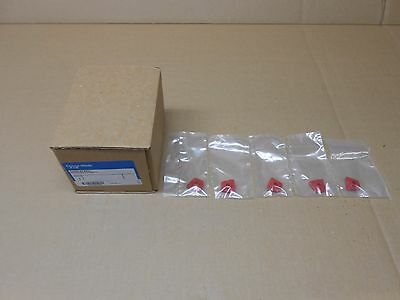 1 Nib Crouse Hinds Cf859K1Red Pushbutton Replacement Kit Red (5 Pieces In Box)