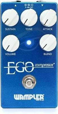 Wampler Ego Compressor Pedal with Blend Control - Mint In Box w/ Fast Ship!