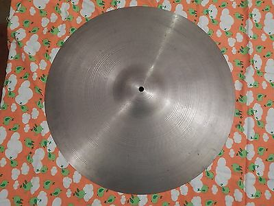 "Zildjian 20"" Crash Ride Cymbal - Lovely"