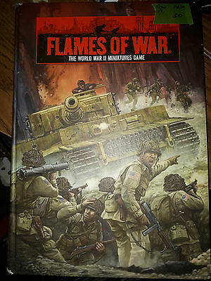 Flames of war hardcover rulebook