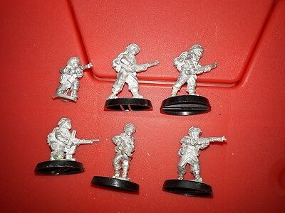 28mm Bolt action British Commandos