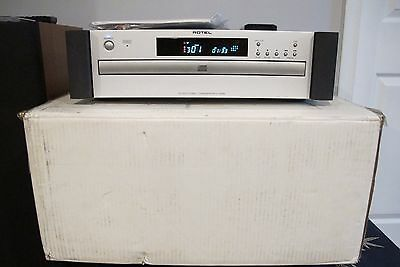 Rotel RCC-1055 5 Disc CD Changer/Player
