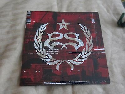Stone Sour Band SIGNED New Hydrograd CD Booklet Corey Taylor Slipknot vinyl lp