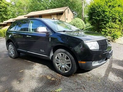 2009 Lincoln MKX  2009 Lincoln MKX Limited Edition