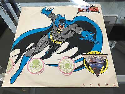 "Batman Theme, 12"" Vinyl"