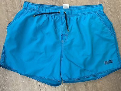 Mens Hugo Boss Swimming Shorts, Size Xxl