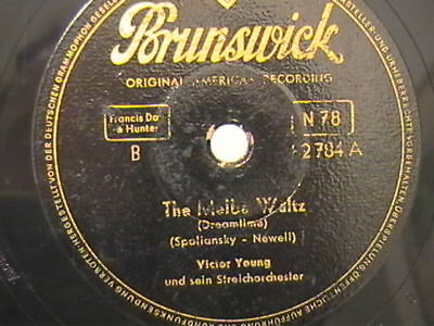 2/4 Victor Young - The Melbe Waltz - Limelight Thema