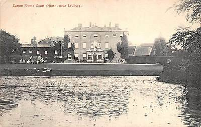 Canon Frome Court (North) near Ledbury 1908