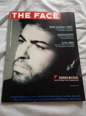 The Face Magazine - November 1987 1995 (George Michael - 147 Pages)