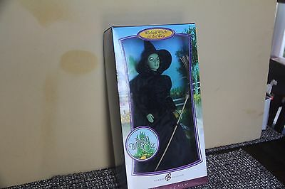 Barbie Nib New Doll Wicked Witch West 2006 Pink K8685 Wizard Of Oz