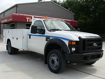2008 Ford F-450  Texas Owned