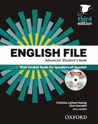 English File Advanced (2º Avanzado Escuela Oficial de Idiomas)