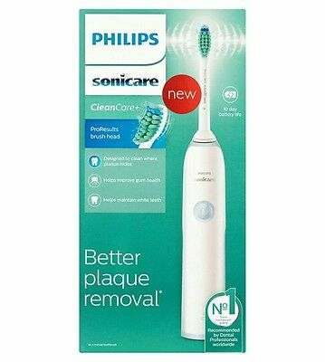 Philips Sonicare HX3214/01 CleanCare+ Electric Toothbrush