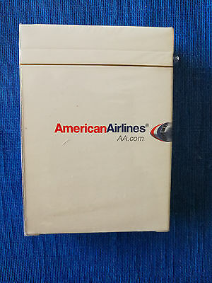 Spielkarten / Playing Cards AMERICAN AIRLINES (sealed unopened)