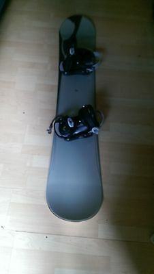 Snowboard Santa Cruze 157cm with bindings & bag