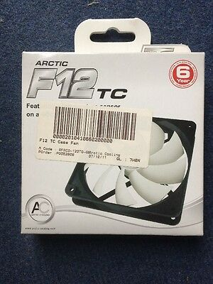 Arctic F12 TC 120mm Case Fan