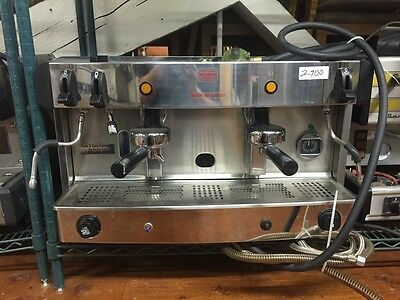 2 Group Propane Fired Espresso Machine