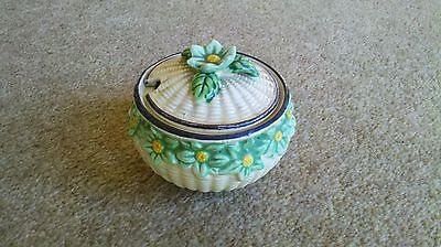 Vintage Maruhon Ware Japan sugar bowl