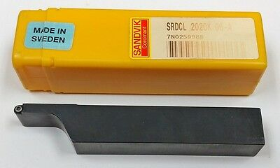 Srdcl 2020K 06-A Sandvik Coromant 5751335 Tool For Turning