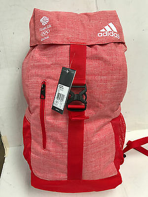 Team GB Olympic Games Rio Athlete Issued Bag Holdall Backpack Rucksack Adidas